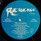 Alliance - Thoughts Of You - Revenge Records - REV 7