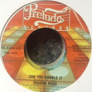 Sharon Redd - Can You Handle It / You Stayed On My Mind - Prelude Records - PRL 8024