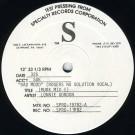 Lonnie Gordon - Bad Mood - SBK Records - SPRO-19782