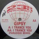 Gypsy - I Trance You - Limbo Records - LIMBO003