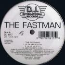 The Fastman - The Fastman - D.J. International Records - DJ 817