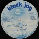 Lone Ranger / Carlton Livingston - Rose-Marie / You Make Your Mistake - Black Joy - DH 813