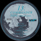 Commander Tom - Volume One - Noom Records - NOOM 013-6