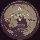 Nexus 6 - Trés Chic EP - Noom Records - NOOM 006-12