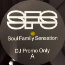 Soul Family Sensation - The Day You Went Away / Other Stuff - One Little Indian - 77 TP 12