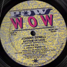 Johnny Dynell - Rhythm Of Love - Pow Wow Records - PW 414