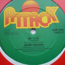 Barry Brown - Mr. C.I.D. - Attack - TACK 17