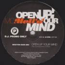 MC Mell'O' - Open Up Your Mind (The Consciousness Of One) - Republic Records - LICT 033