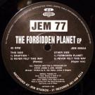 Jem 77 - The Forbidden Planet EP - 21 Records - JEM 006
