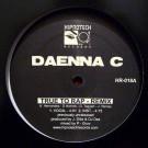 Da' Enna C. / Natives From Da UndaGround - True To Rap EP - Hipnotech - HR-018