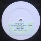 Company 2 - I'm Breaking Thru This - Tam Tam Records - TTT-006
