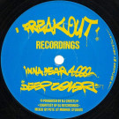 DJ Crystl - Inna Year 4,000 / Deep Cover - Freakout Recordings - FOR-001