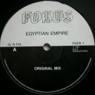 Egyptian Empire - The Horn Track - Fokus Recordings - FKFR 1