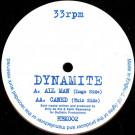 Dynamite - All Man - Horse Back - HBK002