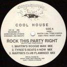 Cool House - Rock This Party Right - Underground - UN 118