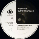 Republica - Out Of This World - Deconstruction - REP 2