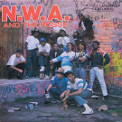 Various - N.W.A. And The Posse - Macola Record Co. - MRC-LP-1057, Macola Record Co. - MRC-LP 1057
