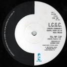 London Community Gospel Choir - Fill My Cup - Island Records - 12IS 148
