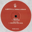 Leftfield , Toni Halliday - Original - Hard Hands - LEFT EP 2