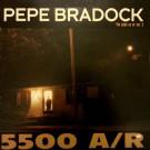 Pépé Bradock - 5500 A/R* (Un Pépé En Or Vol. 2) - Versatile Records - VER012