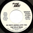 The S.O.S. Band - No One's Gonna Love You - Tabu Records - ZS4 04665