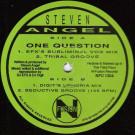 Steven Angel - One Question - N-Fusion - NFU 1304