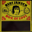Bert Jansch - Box Of Love (The Bert Jansch Sampler Vol. II) - Transatlantic Records - TRA SAM 27