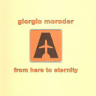 Giorgio Moroder - From Here To Eternity - Airplane! Records - ARP 21065