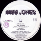 Miss Jones - The Traxx - New Meal Power - MP 48/92