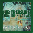 Lee Perry - Dub Treasures From The Black Ark - Rare Dubs 1976-1978 - Jamaican Recordings - JRLP039