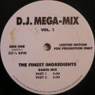 Norman Cook - D.J. Mega-Mix Vol. 1 - DJ Megamix - MM001