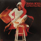 Diana Ross - Last Time I Saw Him - Motown - M 812V1, Motown - M 812 V1