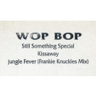 Wop Bop Torledo - Something Special - Not On Label - WBT 1