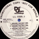 LL Cool J - Around The Way Girl - Def Jam Recordings - XPR 1610