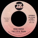 The S.O.S. Band - High Hopes - Tabu Records - ZS4 03248