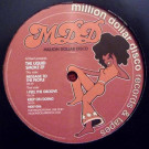 Al Kent - The Liquid Smoke EP - Million Dollar Disco - MDD1006