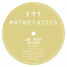 Joe Drive - RD-2452 - Mathematics Recordings - Mathematics 048