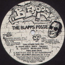 The Blapps Posse - Dont Hold Back! (Remix) - Blapps! Records - SEX 076