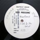 Mantronix - Fresh Is The Word - Sleeping Bag Records - SLX-00014