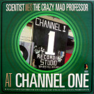 Scientist Meets Professor - At Channel One - Jamaican Recordings - JRLP041
