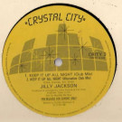 Jilly Jackson - Keep It Up All Night - Crystal City Records - CRITY 3