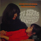 Jacques Loussier - Tu Seras Terriblement Gentille - Decca - SSL 40.217