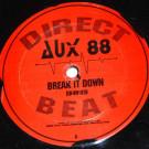 Aux 88 - Break It Down / The Countdown - Direct Beat - DB4W-019