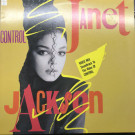 Janet Jackson - Control (Video Mix: Soundtrack To The Video Of Control) - A&M Records - SP-12218
