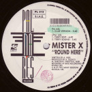 Mister X - Round Here - Palmares Records - PL 313