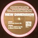 Soulmagic vs Imagination - New Dimension - Purple Music - PM089