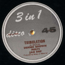Dennis Brown Meets Jah Bop / Junior Byles - Tribulation / Can You Feel It - 3 in 1 - 31 DD 001