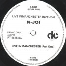 N-Joi - Live In Manchester - Deconstruction - PT 45252DJ