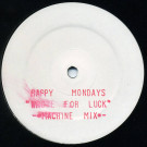 Happy Mondays - Wrote For Luck - Factory - DJFAC 212