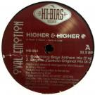 Oval Emotion - Higher & Higher - Hi-Bias Records - HB-058